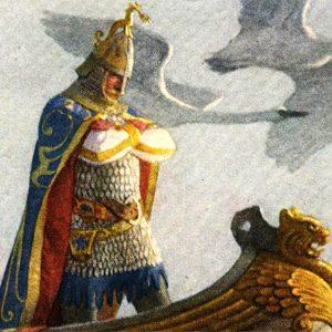 King Arthur and the Half Man Story
