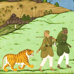 The Merchant, the Tiger and the Six Judges Story