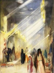 Ali Cogia and the Merchant of Baghdad