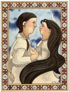 Native American Cinderella Story