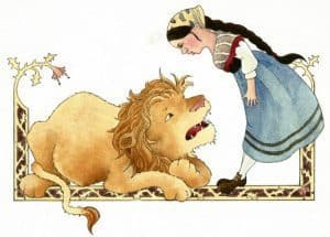 The Lion's Enchantment ~ Fairy Tale Stories for Kids
