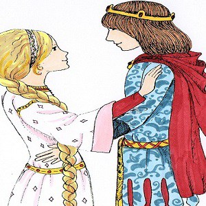 Rapunzel Story ~ A Brothers Grimm Fairy Tale, Bedtime